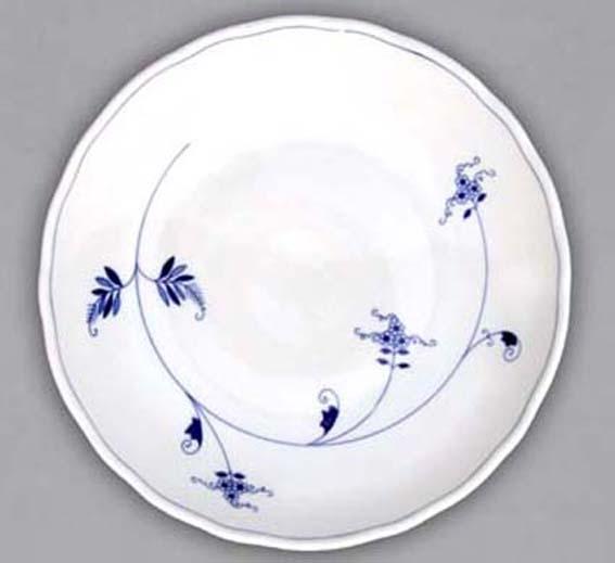 Mísa kompotová 27,5 cm - ECO cibulák, cibulový porcelán Dubí