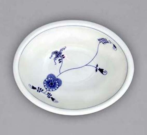 Mísa zapékací oválná střední - ECO cibulák, cibulový porcelán Dubí