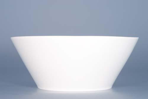 Miska na polévku Bohemia White, 0,04l, design prof. arch. Jiří Pelcl český porcelán