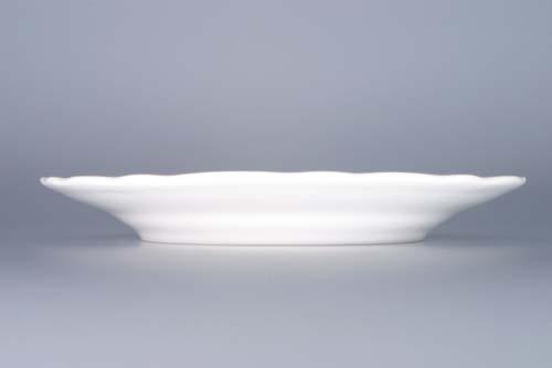 Talíř porcelán bílý desertní 19 cm Český porcelán Dubí a.s.