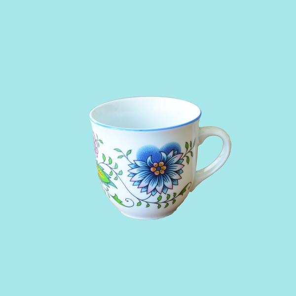Hrnek 0,40 L Mirek M NATURE barevný cibulák, cibulový porcelán Dubí