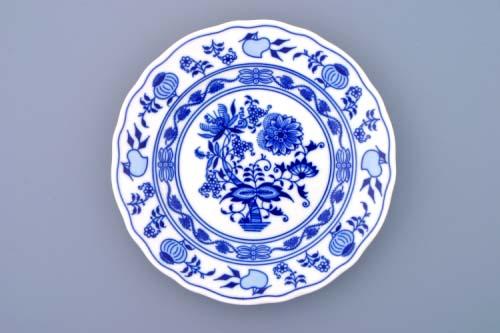 Cibulák talíř dezertní 19 cm Český porcelán Dubí