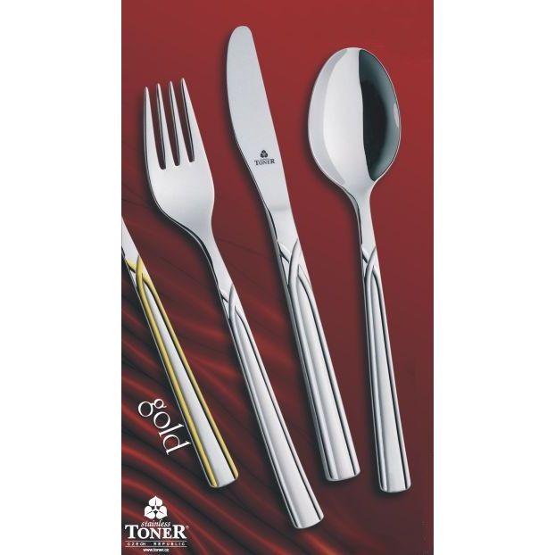 Nůž jídelní TONER Art 1 ks nerez 6065