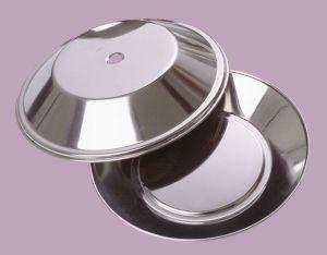 Miska izolační Toner na talíř s pokrmem 2 díly nerez
