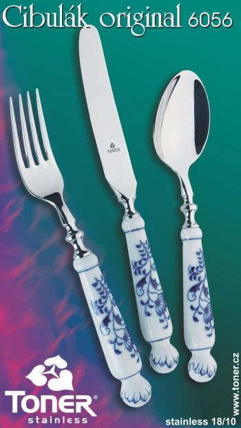 Originál Cibulák vidlička jídelní Toner Luxusní varianta