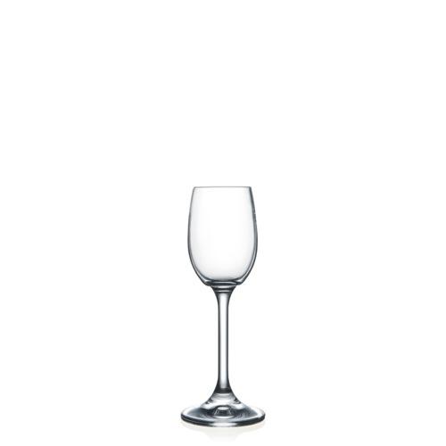 Crystalex skleničky Lara 65 ml 6 ks bez dekorace