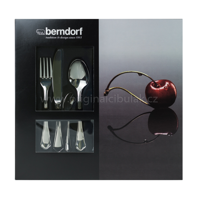 Lžíce jídelní Royal Berndorf Sandrik příbory nerez ocel 1 ks
