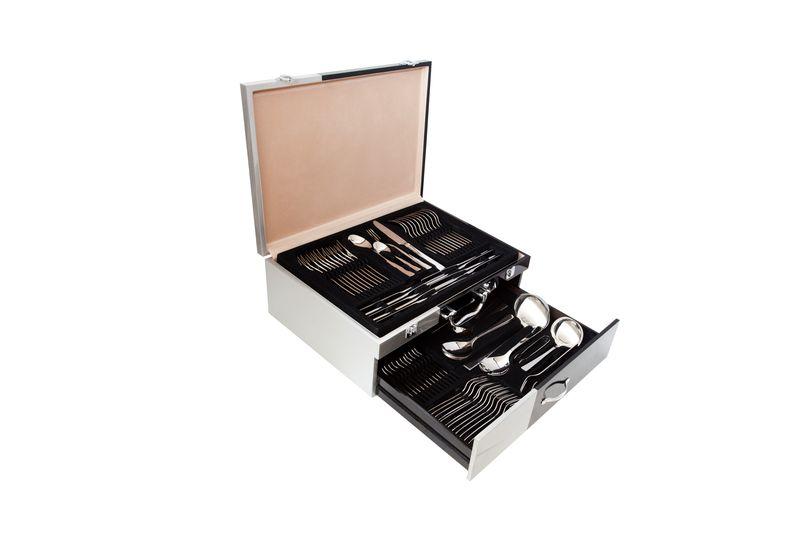 Nůž jídelní Viena Berndorf Sandrik příbory nerez ocel 1 ks