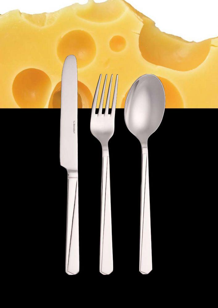 Vidlička jídelní Vektra Berndorf Sandrik příbory nerez ocel 1 ks