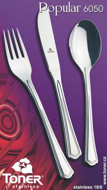 vidlička Toner Popular jídelní 1ks 6050