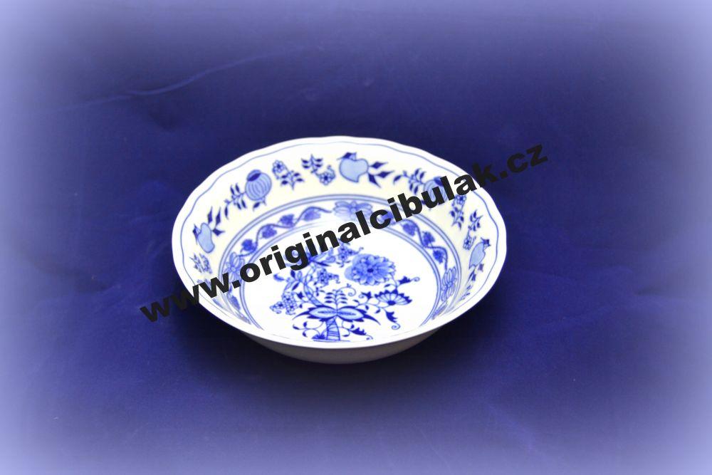 Cibulák mísa kompotová vysoká 21 cm originální český porcelán Dubí 2.jakost