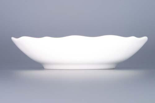 Cibulák šálek a podšálek celkem 12-dílný set B+B 0,2 l , originální cibulákový porcelán Dubí, ( B )