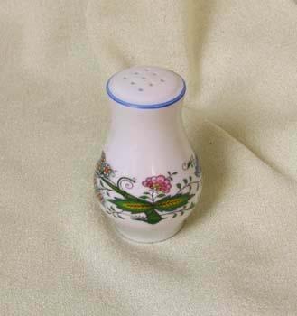 Slánka sypací bez nápisu 5 cm NATURE barevný cibulák, cibulový porcelán Dubí