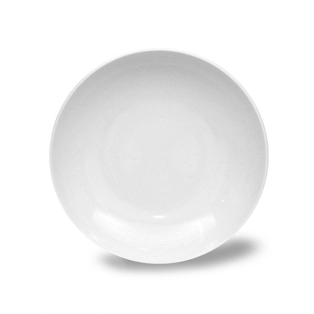 Talířová souprava Tom bílý porcelán Thun a.s. 6 osob 18 dílů český porcelán Nová Role