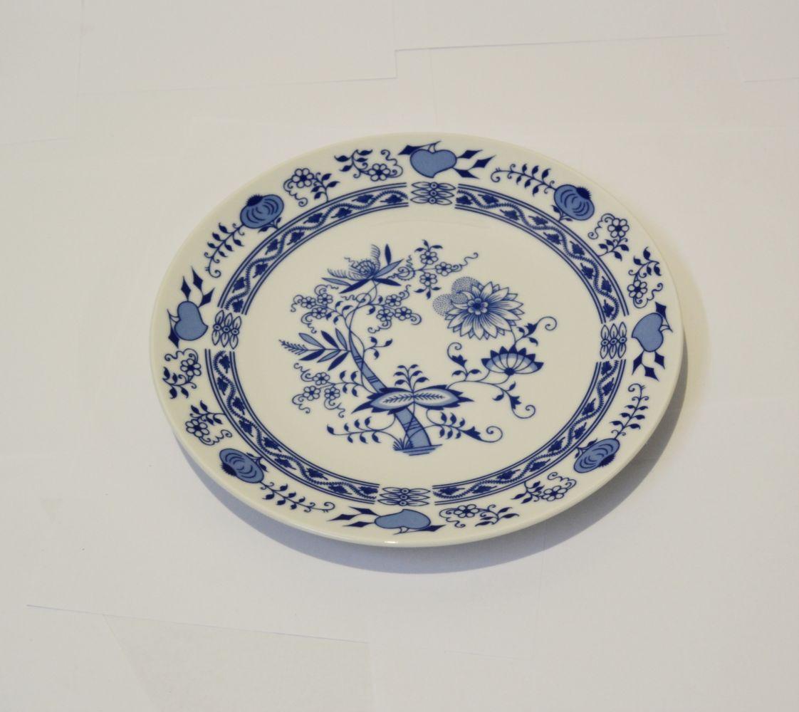 cibulák talíř hluboký 22 cm henrieta Saphyr Thun 1 ks cibulákový porcelán Nová Role