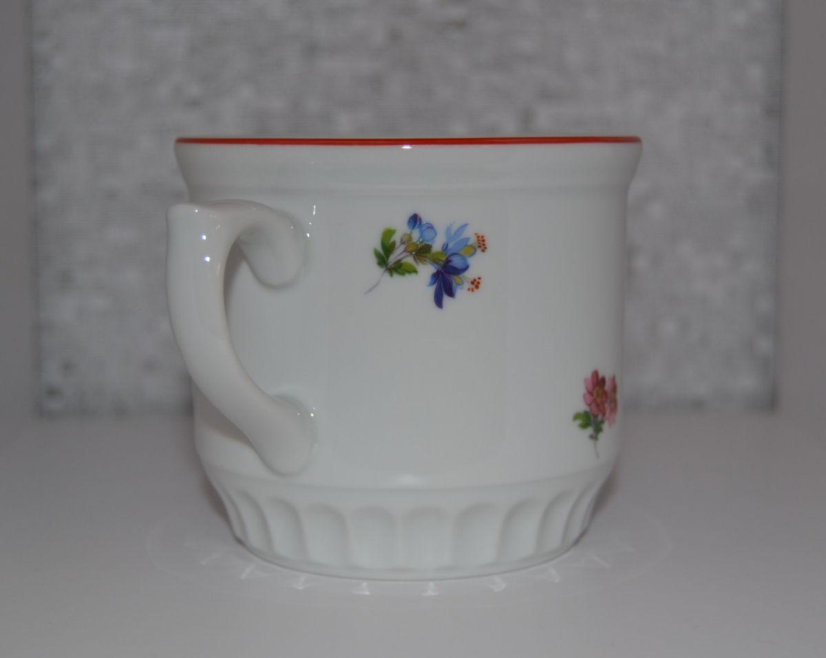 Hrnek Házenka Selský 0,42 l Český porcelán Dubí 1.jakost