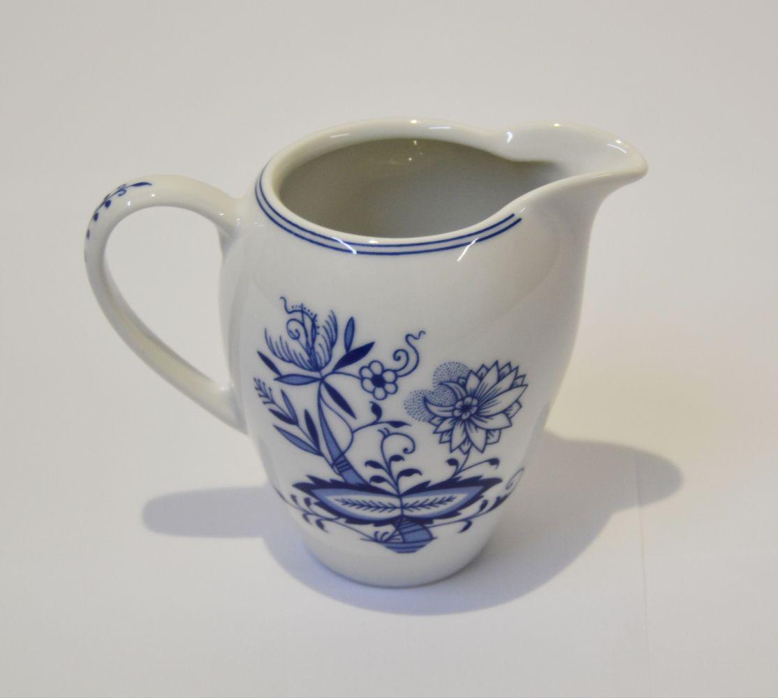 cibulák Henriette mlékovka 0,25 L henrieta Saphyr Thun 1 ks cibulákový porcelán Nová Role