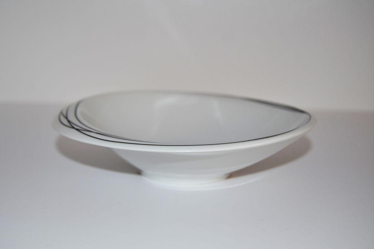 kompotová souprava Future Thun 6 osob 7 dílů cibulákový porcelán Nová Role
