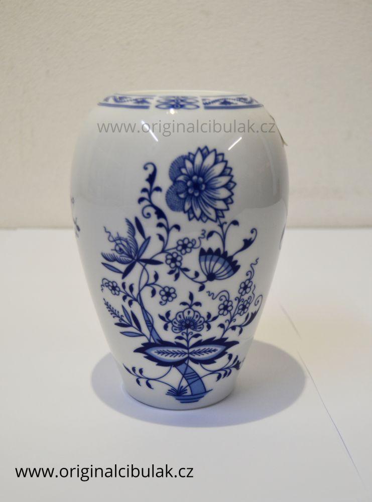 váza cibulák Henriette 17 cm henrieta Saphyr Thun 1 ks cibulákový porcelán Nová Role