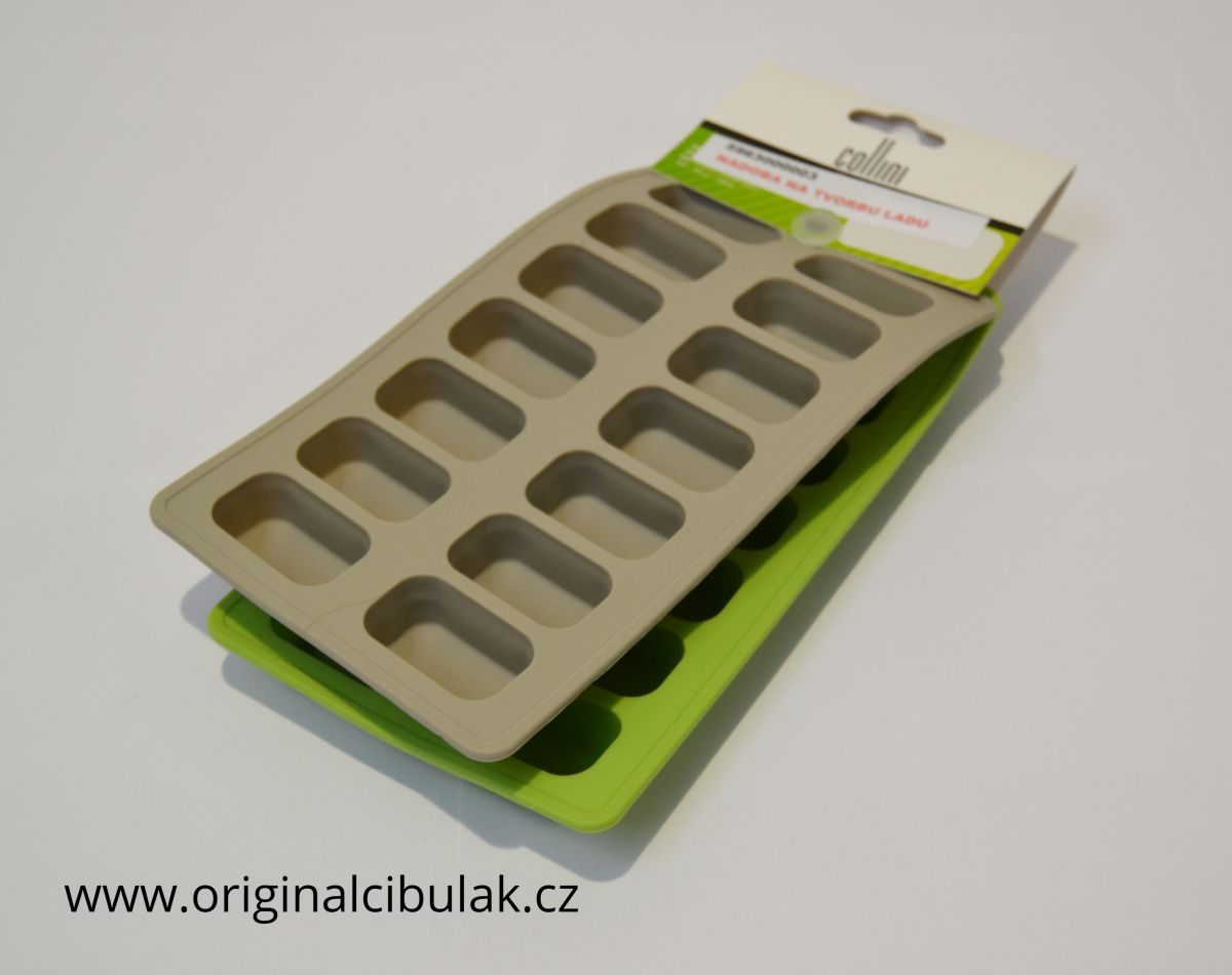 mísa nádoba na tvorbu ledu silikonová 20 cm Berndorf 2 ks
