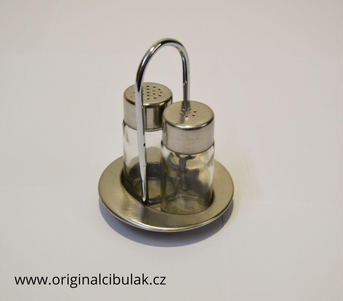 menážky 4 díly sůl pepř párátka 12 cm Berndorf Collini