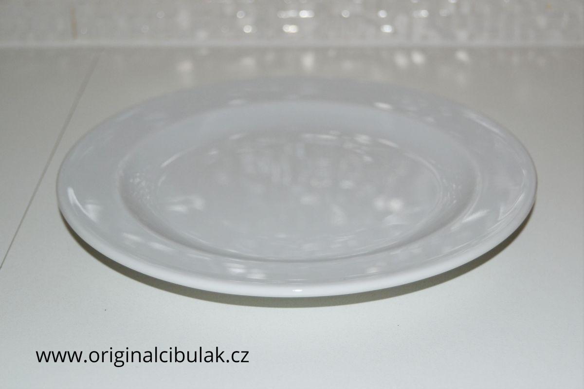 talíř dezertní 19 cm Praktik bílý Thun