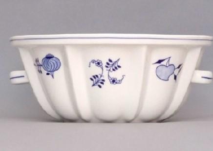 bábovka cibulák pečící forma velká 1,8 l český porcelán Dubí