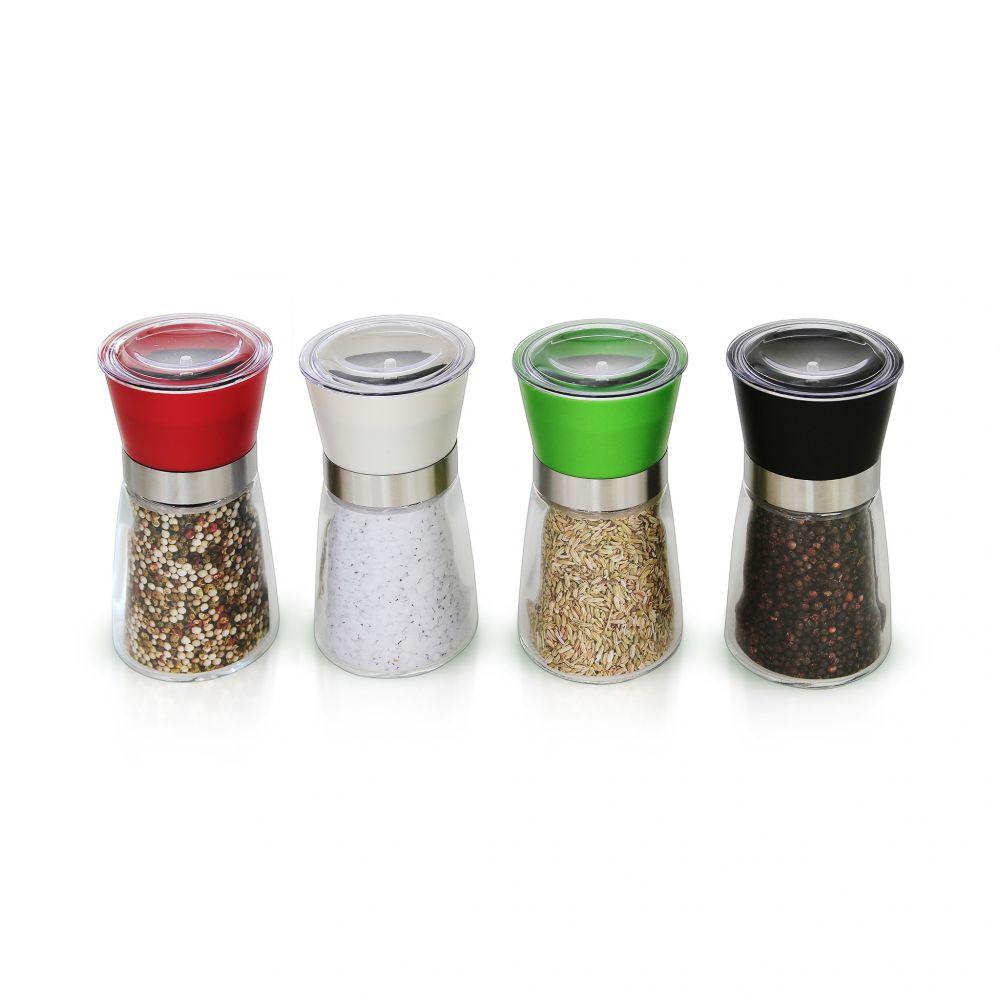 mlýnek na sůl pepř koření 13 cm sada 4 ks Berndorf