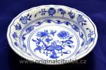 Cibulák miska kompotová vysoká 14 cm originální cibulákový porcelán Dubí, cibulový vzor,