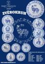Cibulák talíř 24 cm zvěrokruh Beran horoskop Český porcelán Dubí