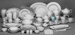 cibulák talíř mělký 26 cm henriette Saphyr Thun 1 ks cibulákový porcelán Nová Role