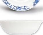 mísa kompotová cibulák Natalie Thun 13 cm 1 ks cibulákový porcelán Nová Role