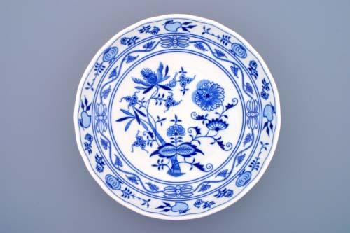 Cibulák mísa kompotová 27,5 cm originální cibulákový porcelán Dubí, cibulový vzor, 1.jakost
