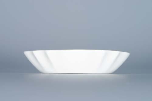 Cibulák miska na cukr 9 cm originální cibulákový porcelán Dubí, cibulový vzor, 1.jakost