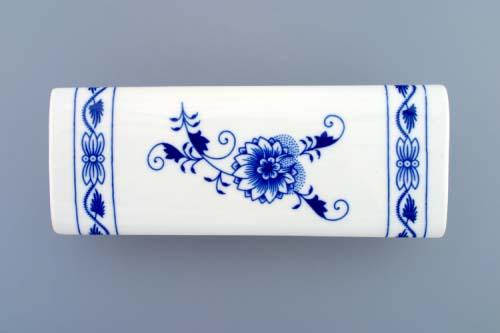Cibulák Výparník na topení závěsný 23,2 cm originální cibulákový porcelán Dubí, cibulový vzor, 1.jakost