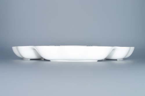 Cibulák Mísa šestidílná 35,2 cm originální cibulákový porcelán Dubí, cibulový vzor, 1.jakost