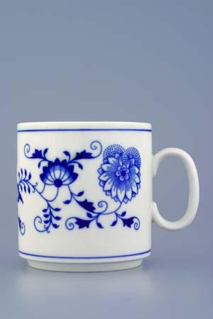 Cibulák porcelán Dubí hrnek Lukas