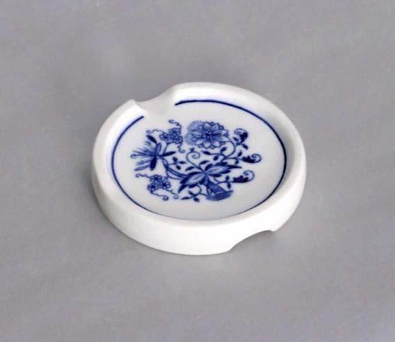 Cibulák Mléková signalizace 7,5 cm originální cibulákový porcelán Dubí, cibulový vzor 1. jakost