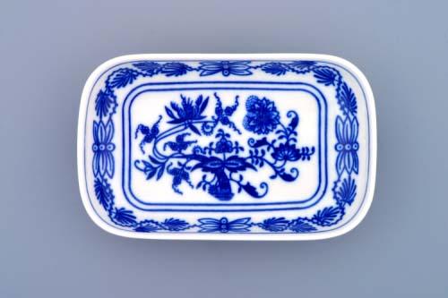 Cibulák Miska AERO střední 14,5 cm originální cibulákový porcelán Dubí, cibulový vzor 1. jakost