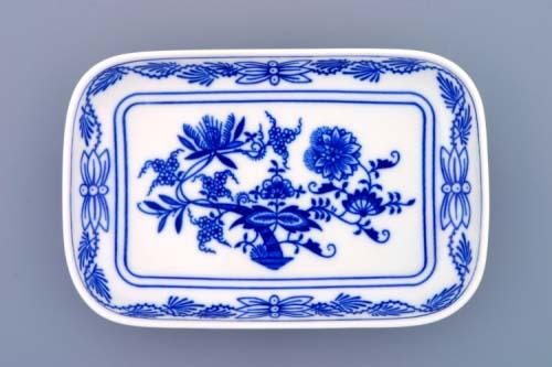 Cibulák Miska AERO velká 18 cm originální cibulákový porcelán Dubí, cibulový vzor 1. jakost