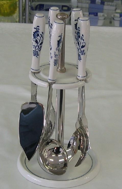 Cibulák Stolní souprava 6 dílná originální cibulák 1. jakost