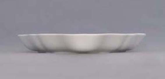 Mísa salátová tříhranná, 24 cm, ECO cibulák, cibulový porcelán Dubí 1.jakost