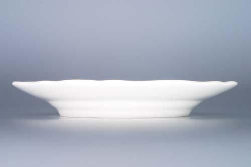 Cibulák talíř dezertní 15 cm originální cibulákový porcelán Dubí, cibulový vzor 1.jakost