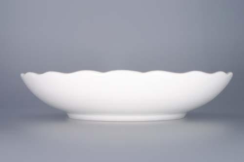 Cibulák mísa kompotová 24 cm originální cibulákový porcelán Dubí, cibulový vzor, 1.jakost