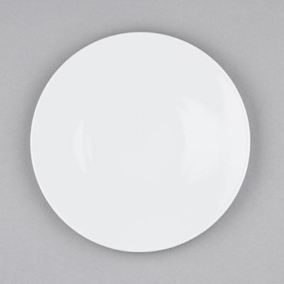 Talíř porcelánový bílý Hotelový mělký 28cm Český porcelán Bohemia 1.jakost