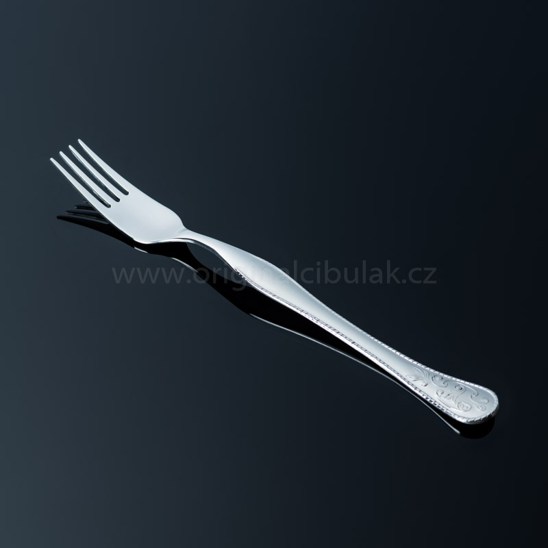 Příbory TONER Baroko jídelní sada 24 ks pro 6 osob nerez 6009