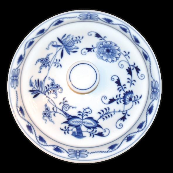 cibulák zapékací hrnec 1,5 l originální cibulák,cibulový porcelán Dubí 1. jakost