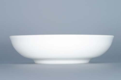 Cibulák miska Akce 5+1 ZDARMA miska hladká 14 cm, originální cibulákový porcelán Dubí, cibulový vzor, 2.jakost
