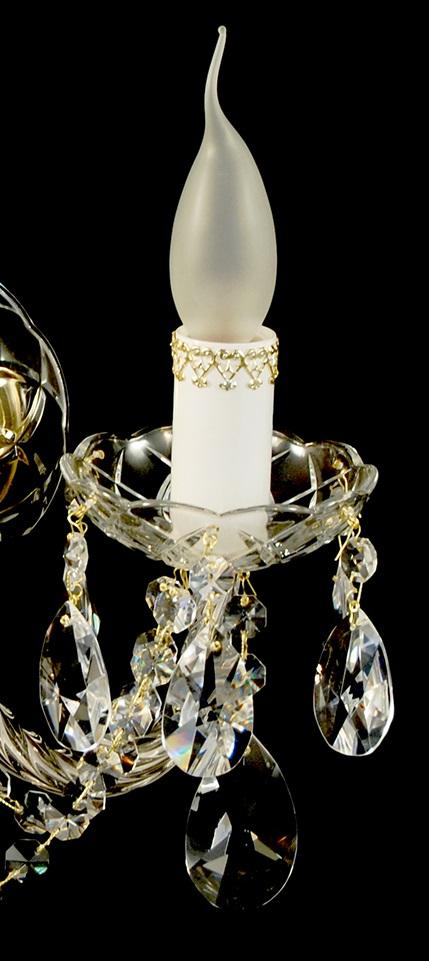 Křišťálový lustr Nisa N2 křišťálové lustry