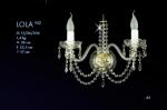 Křišťálový lustr Lola N2 křišťálové lustry
